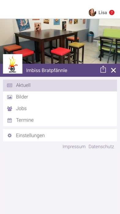 Imbiss BratpfännleScreenshot von 2
