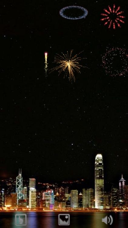 Real Fireworks Show Arcade screenshot-4