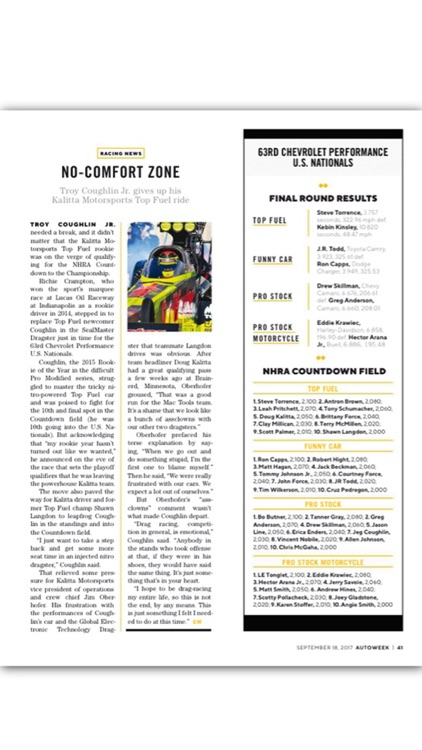 Autoweek Mag App screenshot-2