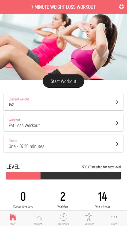 7 Minute Weight Loss Workout