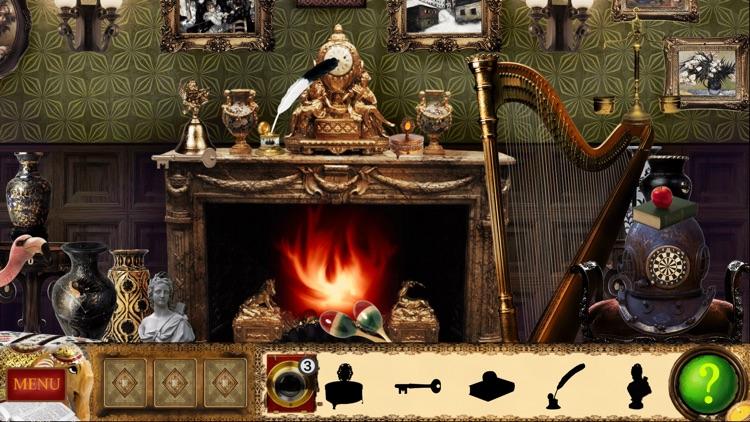 Detectives: Hidden Objects screenshot-4