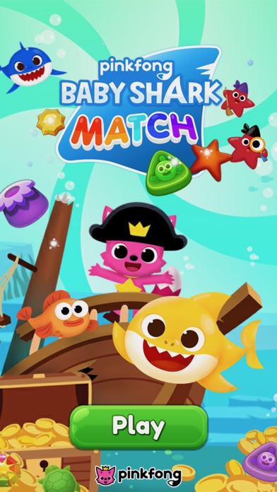 Baby Shark Match: Ocean Jam screenshot 1