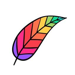 Coloring Book - Color Fill Art
