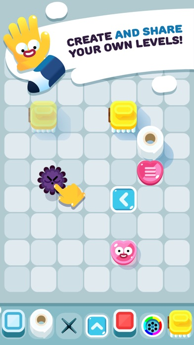 Soap Dodgem Challenging Puzzle screenshot 4