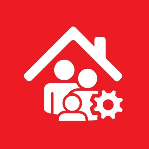Verizon FamilyBase® application logo
