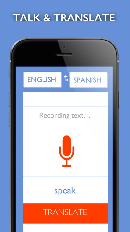 Translate - Text & Voice