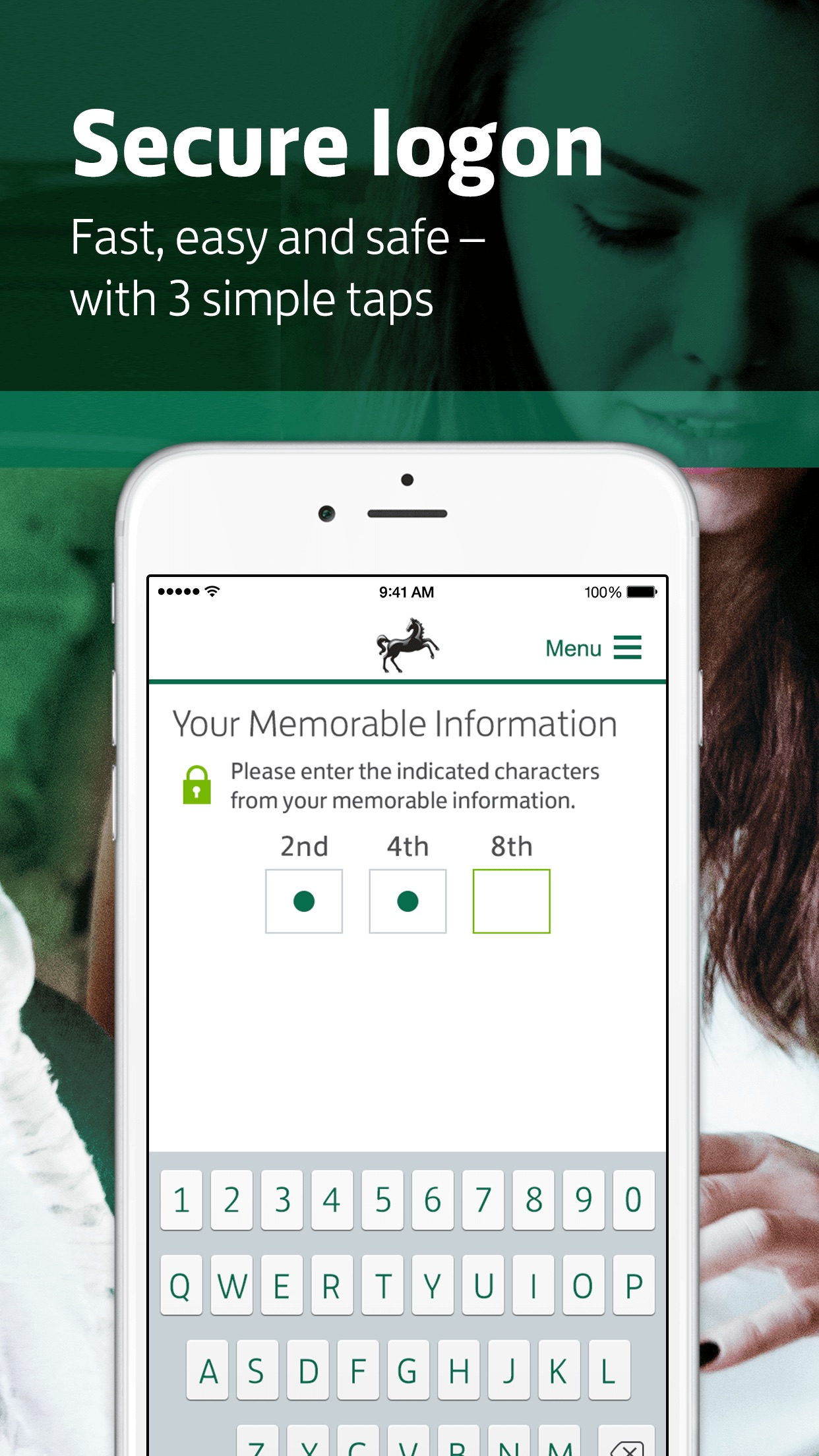 Lloyds Bank Business Screenshot