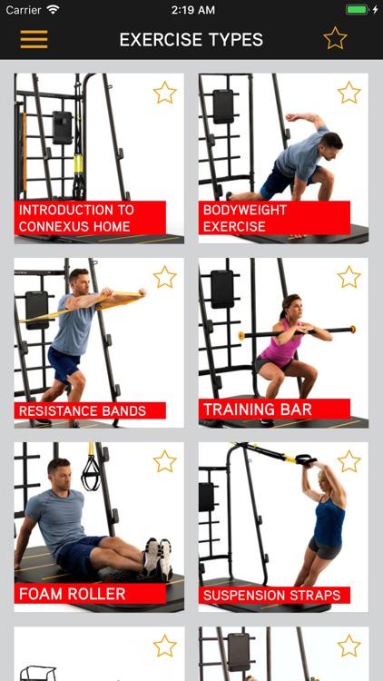 Matrix Fitness Home Workout