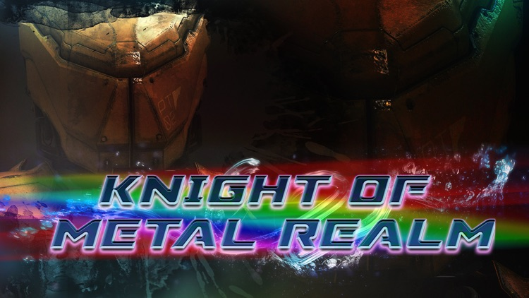 Knight of Metal Realm screenshot-3