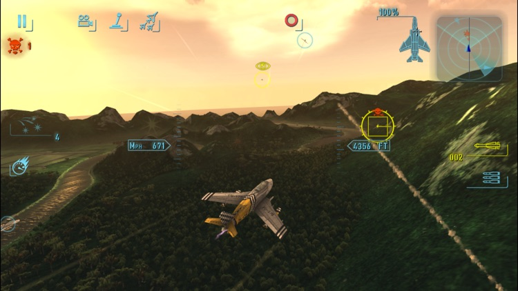 Sky Gamblers: Cold War screenshot-4