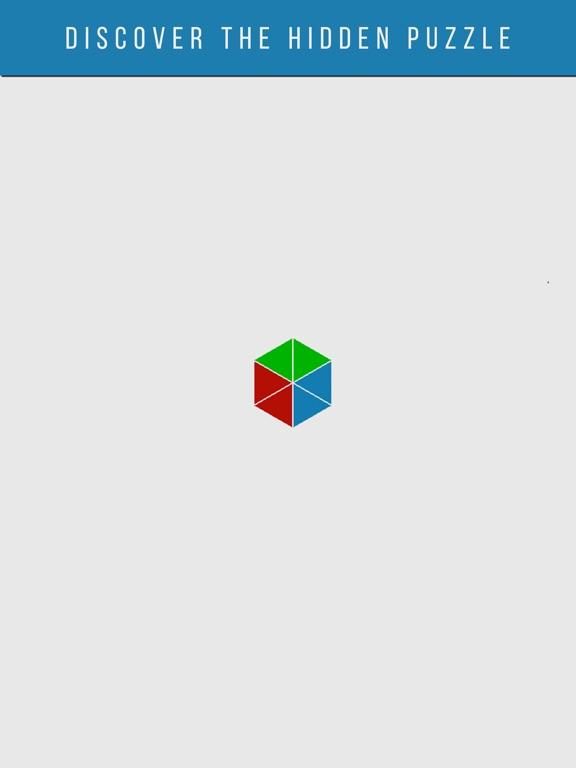 Screenshot #5 for Shapeuku - Shape Puzzle Game