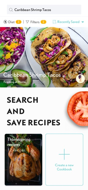 sidechef recipes meal plans on the app store