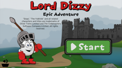 Lord Dizzy screenshot one