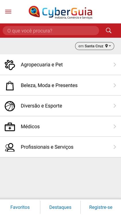 Cyber Guia screenshot-6