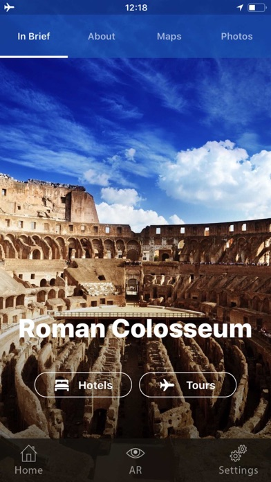 Colosseum Roman Visitor Guide