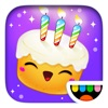 Toca Birthday Party iPhone / iPad