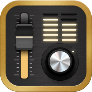 Equalizer+ HD music player ios app