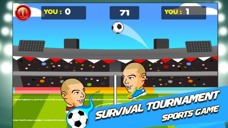 Head Soccer Championship 2018 screenshot-1