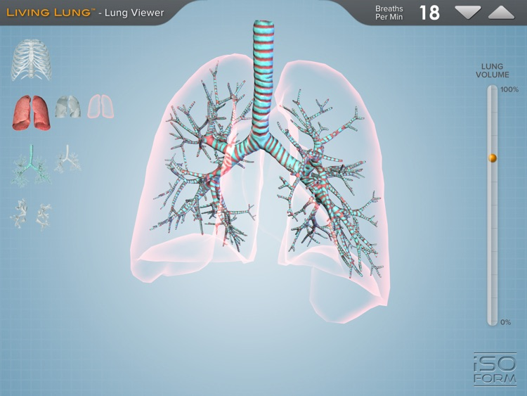 Living Lung™ - Lung Viewer screenshot-1