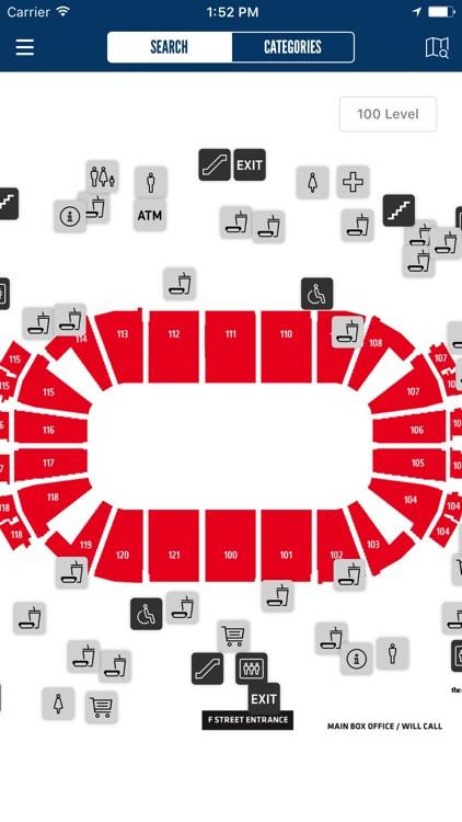 Capital One Arena Mobile screenshot-3