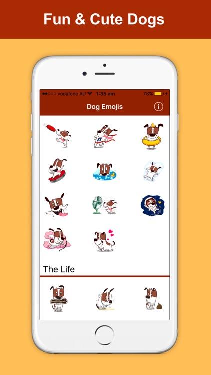 Dog Emojis - Terrier Emoji Stickers