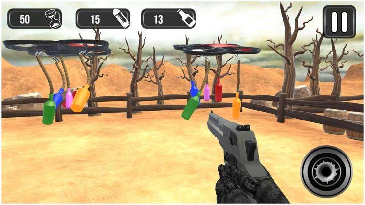 Expert Bottle Shoot 3D screenshot-3