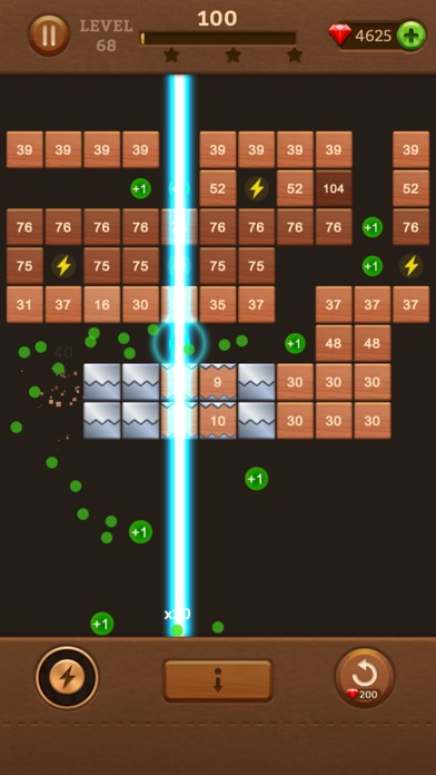 Brick Breaker: Blocks n Balls screenshot 2
