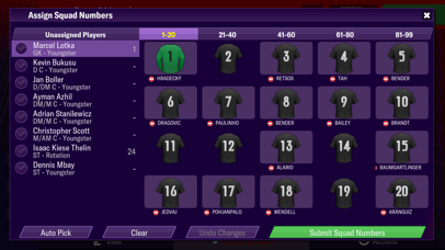 Football Manager 2019 Mobile Screenshot 7