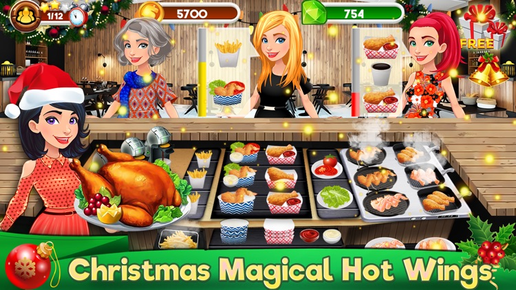 Kitchen Cooking Restaurant screenshot-1