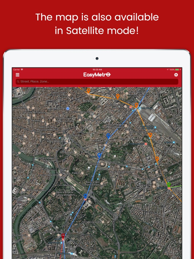 EasyMetro Italy on the App Store