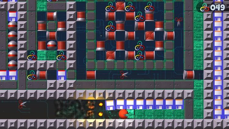 Supaplex: Second Chance screenshot-4