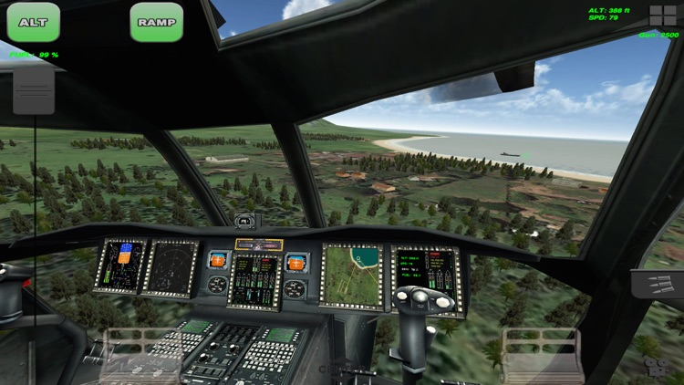 Chinook Ops - Flight Simulator screenshot-1