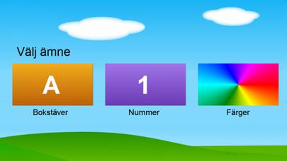 Bokstäver Nummer Färger på PC