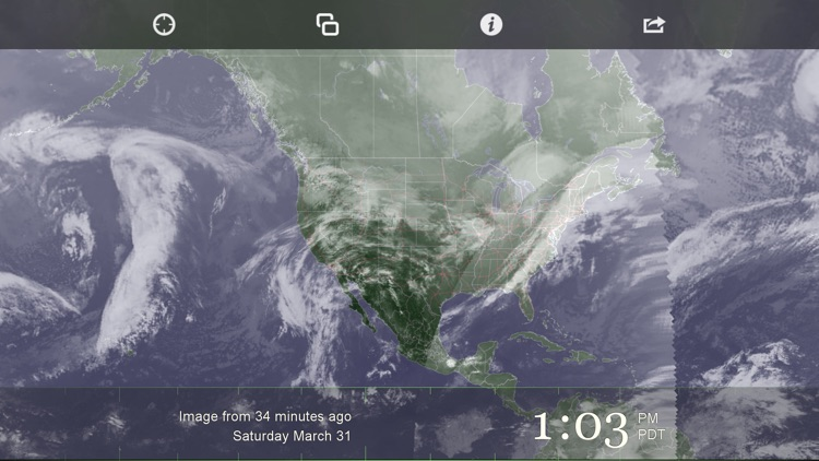 Upweather - beautiful weather screenshot-3