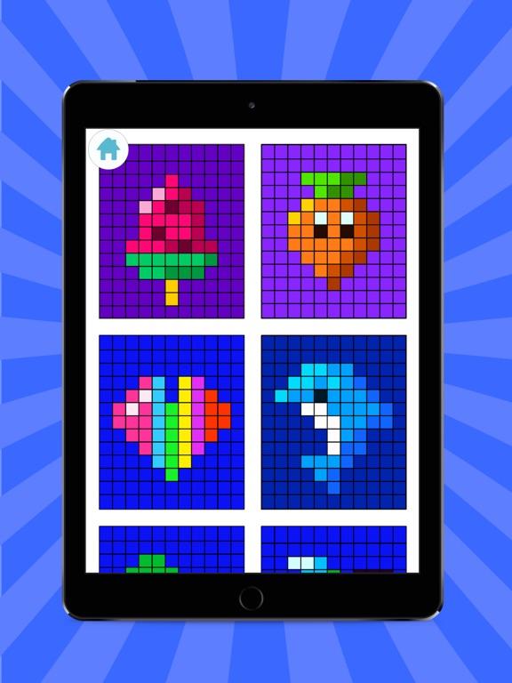 3D Pixel Art: 数字で色ぬりのおすすめ画像9