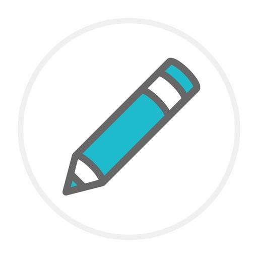 シンプル日記 - 写真を日記に貼れる秘密ロックの日記帳アプリ