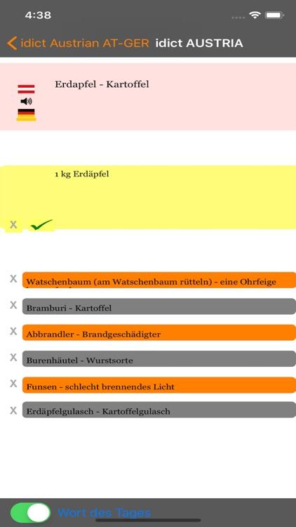 idict Austrian AT-GER screenshot-3