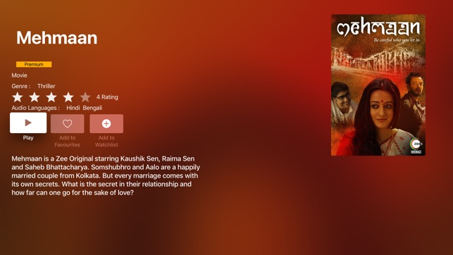 ZEE5 : Shows Live TV & Movies on the App Store