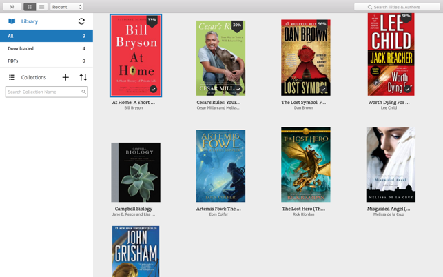 kindle app for mac 10.7.5