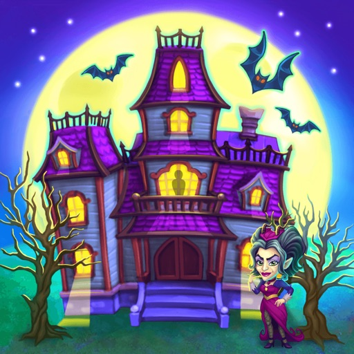 Monster Farm: Happy Halloween