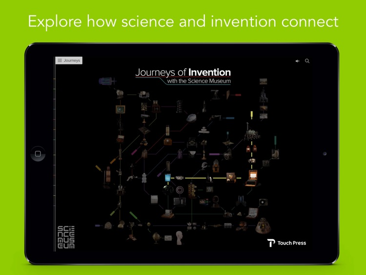 Journeys of Invention