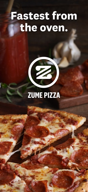 Zume Pizza On The App Store