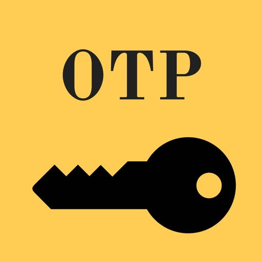 OTP Manager iOS App