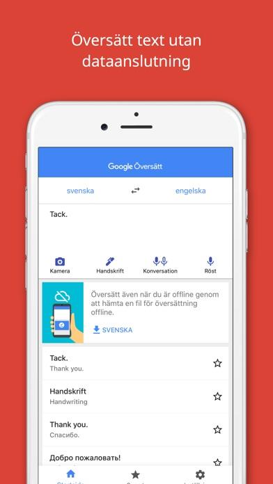 Screenshot for Google Översätt in Sweden App Store