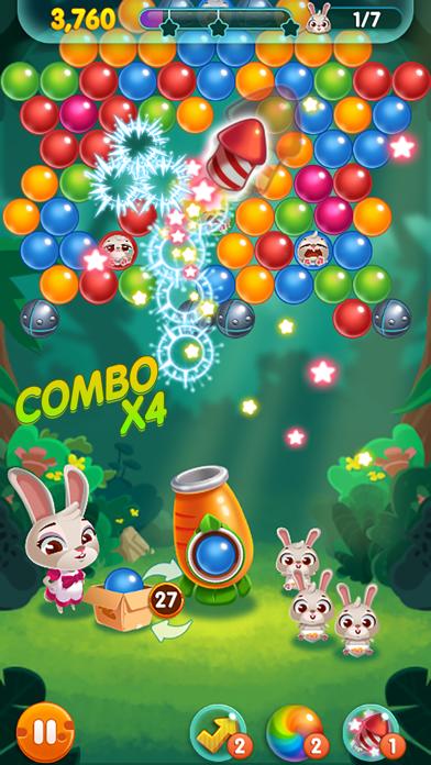 Bunny Pop! Скриншоты5