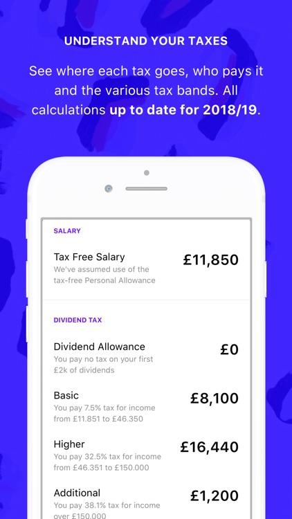 Tuppence - Salary Calculator