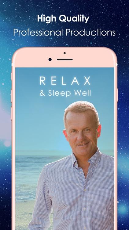 Relax & Sleep Well Hypnosis screenshot-0