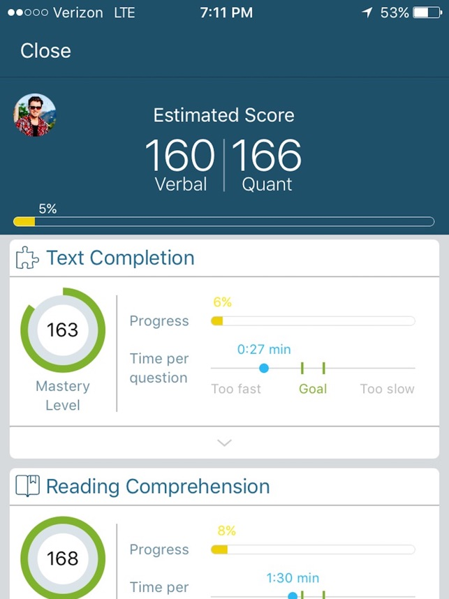 GRE Prep by Ready4 on the App Store