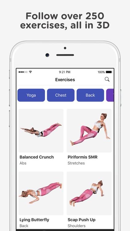 Fitonomy - Fitness Challenge screenshot-4