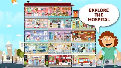 Little Hospital For Kids screenshot 1